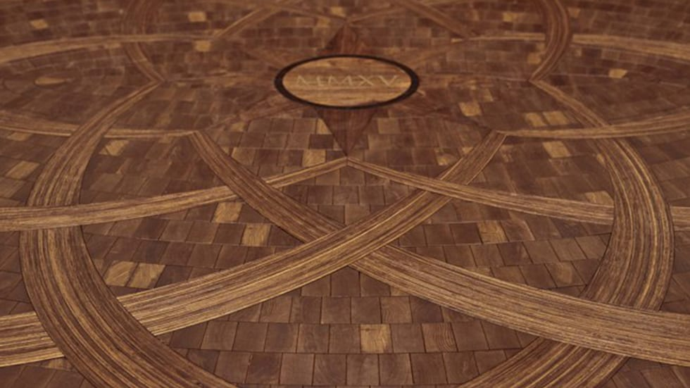 Going Beyond a Plank Wood Floor