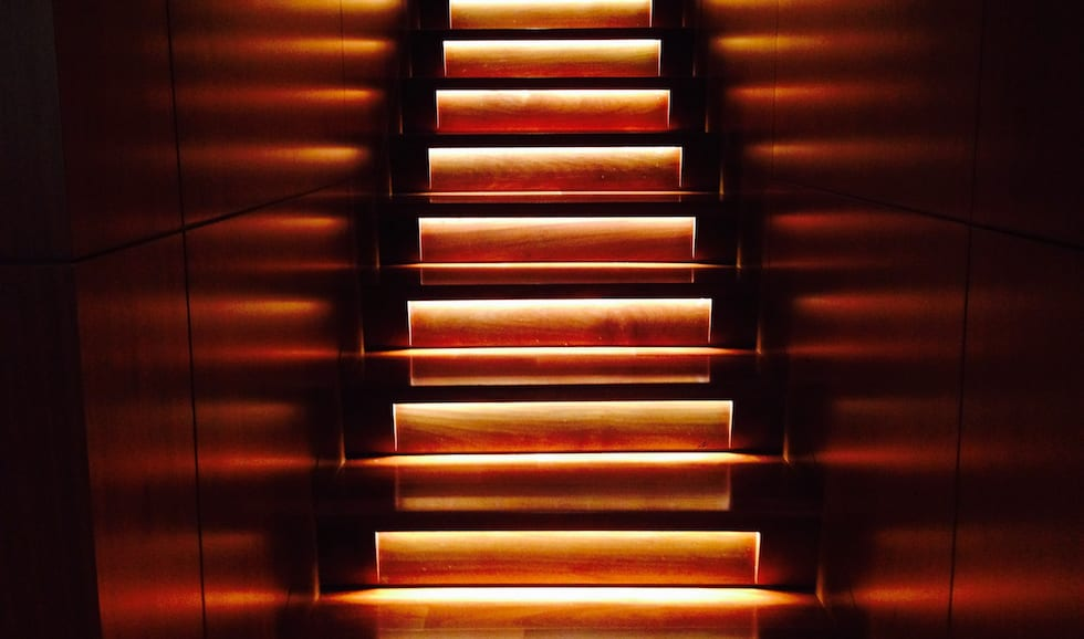 Technology in Stairs