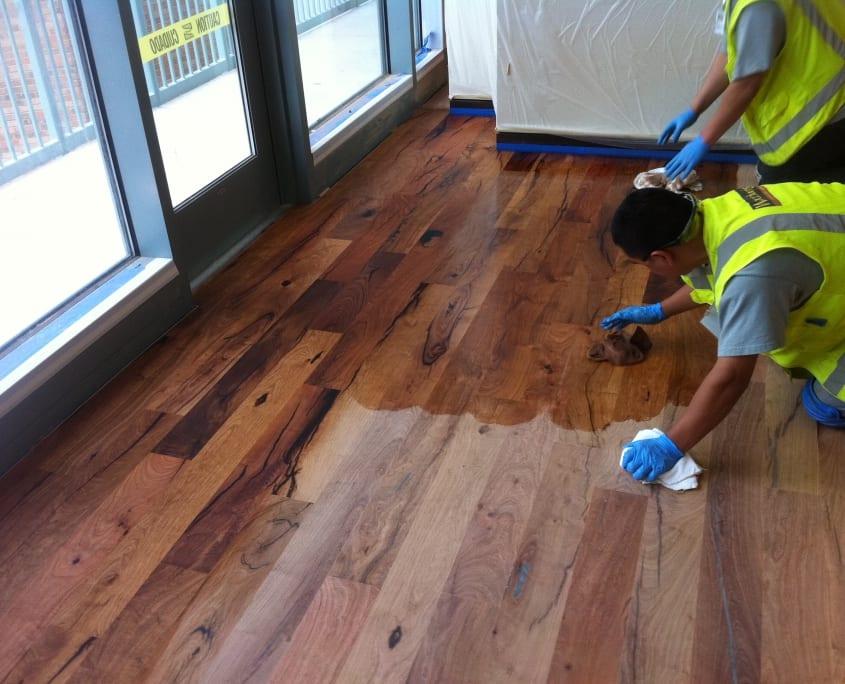 Selecting the Correct Finish for Wood Floors Longevity - Woodwright