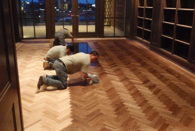Selecting the Correct Finish for Wood Floors - Woodright