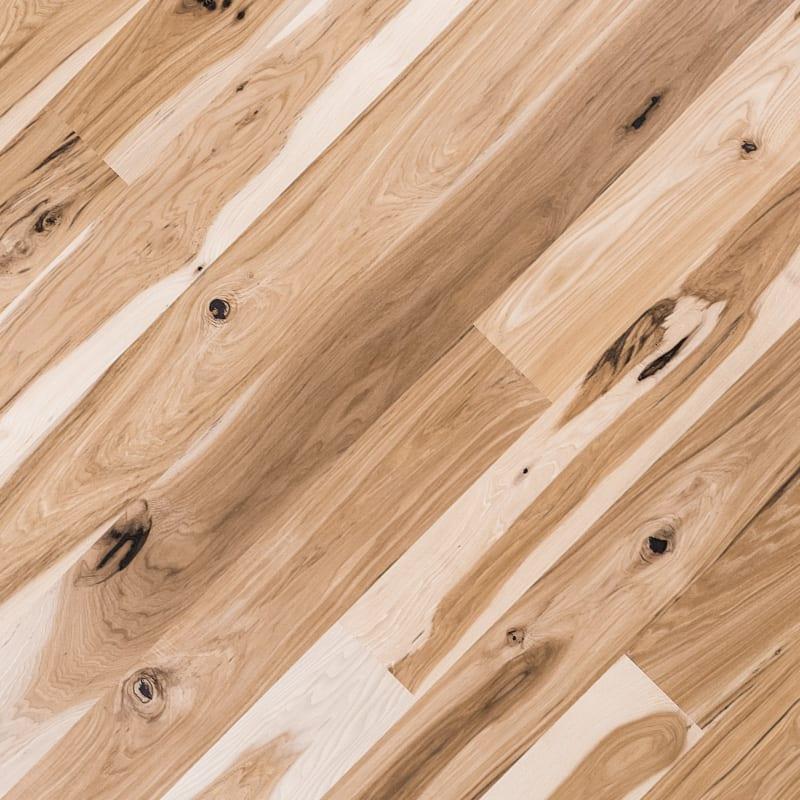 Light Rustic Grade Hickory Pecan | Woodwright