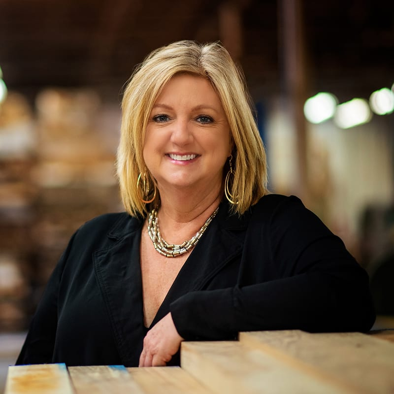 Lorie Welch | CEO of Woodwright