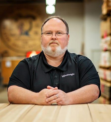 Richard Phillips | Field Supervisor | Woodwright