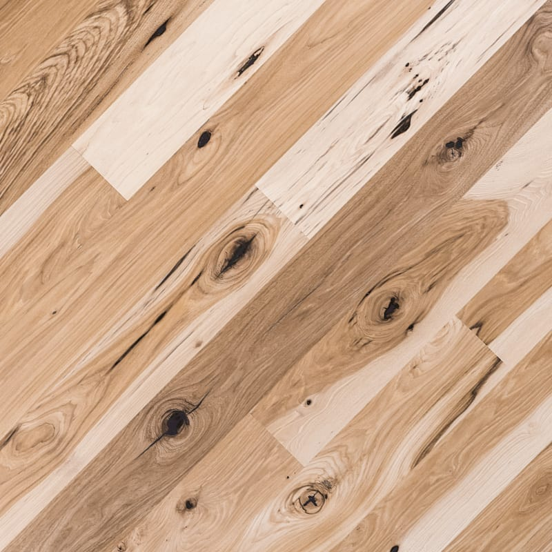 Rustic Grade Hickory Pecan | Woodwright