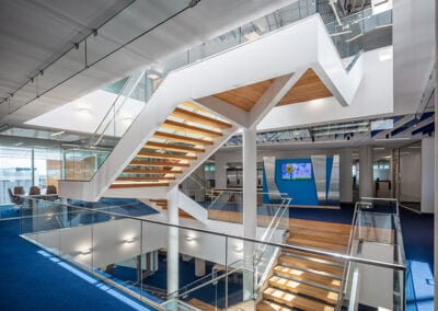 AACU Stair | Woodwright