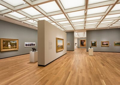 Amon Carter Museum Flooring | Woodwright