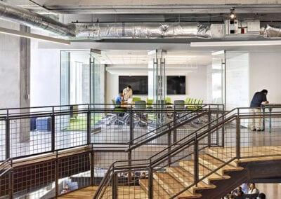 Atlassian Casey Dunn Stair | Woodwright