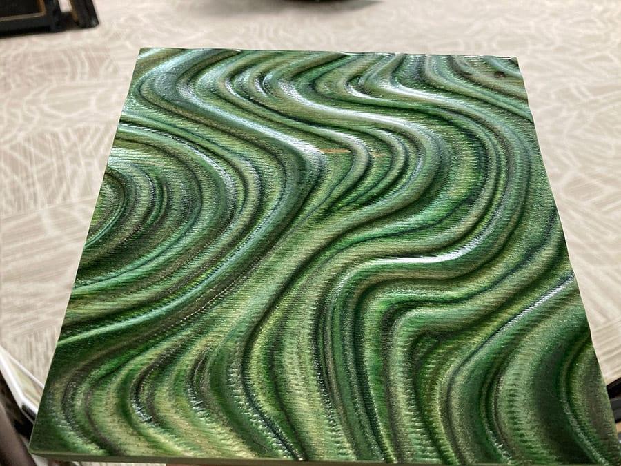 CNC Cut Frogwood | Woodwright
