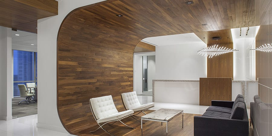 Unique Ceiling Applications by Woodwright | Custom Wood Solutions and Hardwood Products