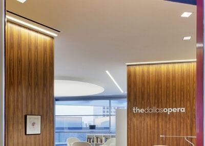 Dallas Opera Floors | Woodwright
