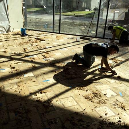 Expert Wood Floor Installation Team | Woodwright