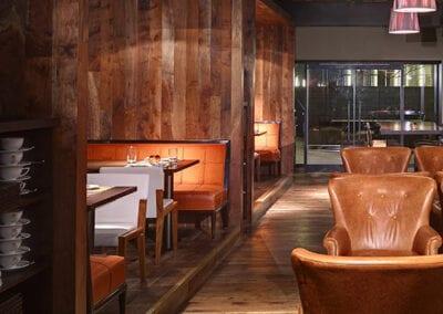 Flint Restaurant Old Growth Walnut | Woodwright