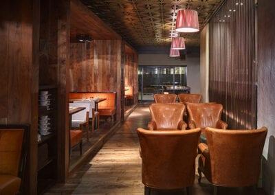 Flint Restaurant | Woodwright