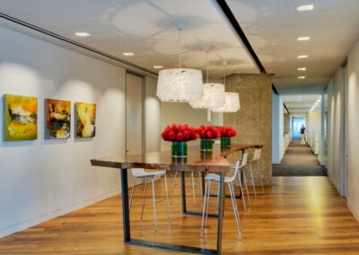 Gensler Office | Flooring by Woodwright