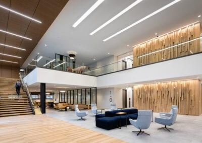 International Plaza CNC | Woodwright