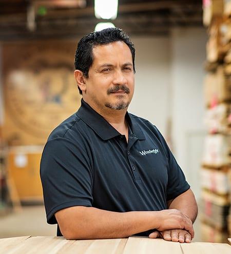 Jesus Luna Field Supervisor | Woodwright