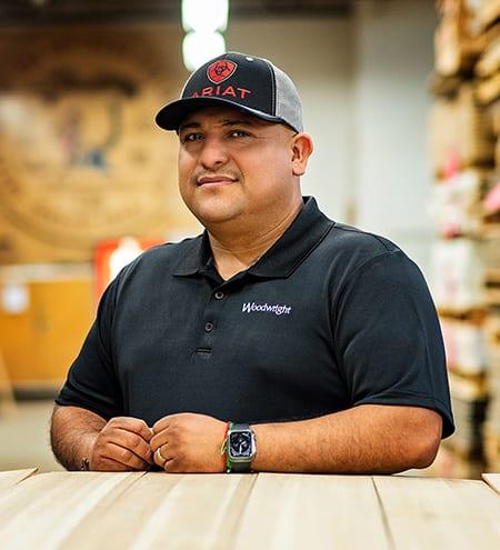 Jose Suarez Field Supervisor | Woodwright