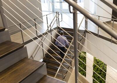 Kubota Stair | Woodwright
