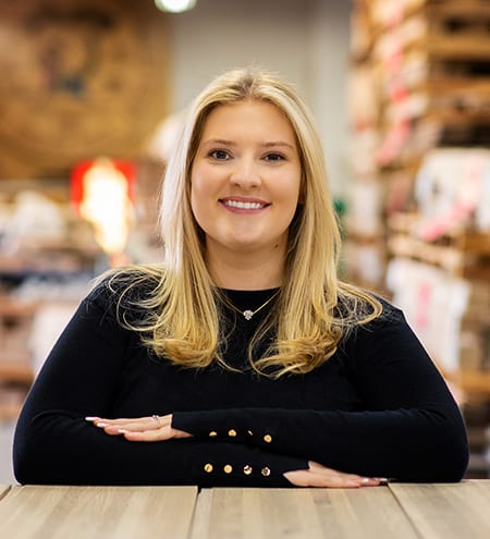 Paige De Anda Inside Sales Representative | Woodwright