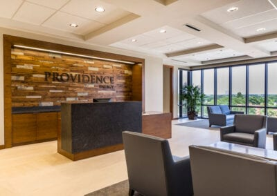 Providence KG | Wooden Wall Application by Woodwright
