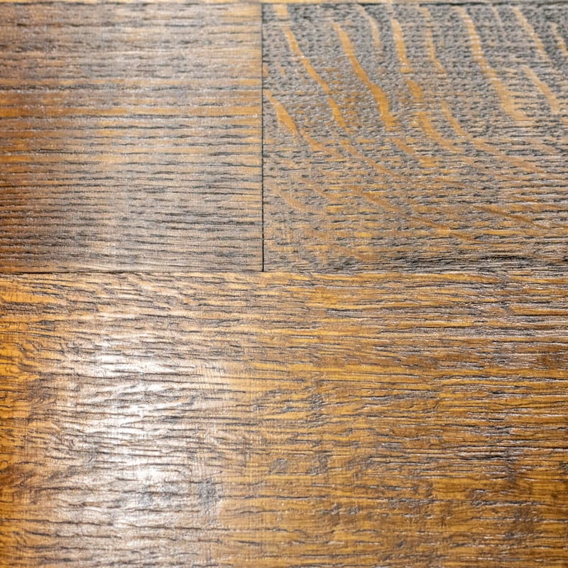 Signature Double Hand Scraped Texture | Woodwright