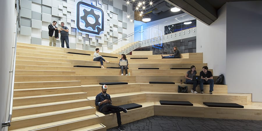 Stairs and Seating by Woodwright | Custom Wood Solutions and Hardwood Products