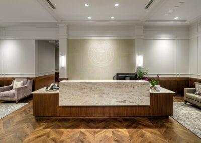 TCU Admin | Flooring by Woodwright