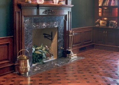 Walker Study | Floors by Woodwright