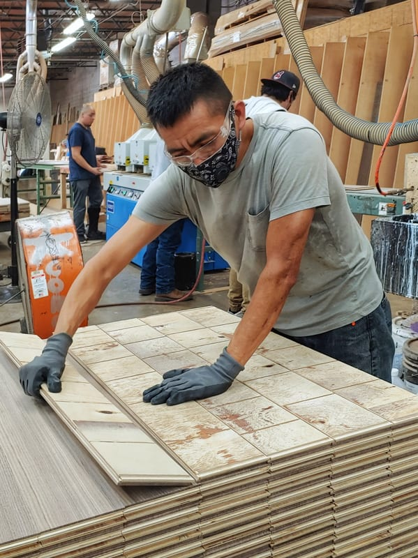 Woodwright Manufacturing Facility | Custom Wood Solutions and Hardwood Products