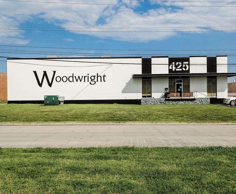 Woodwright Wood Solutions Headquarters in Dallas, Texas