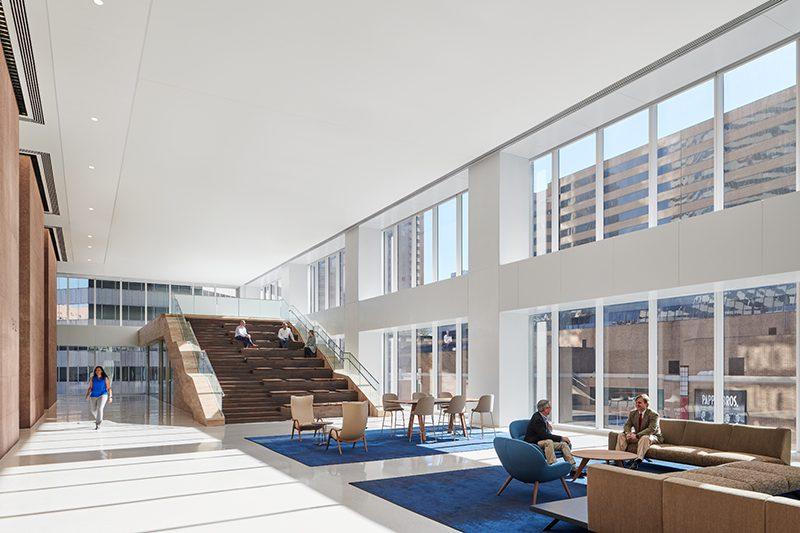 Houston Center Repositioning