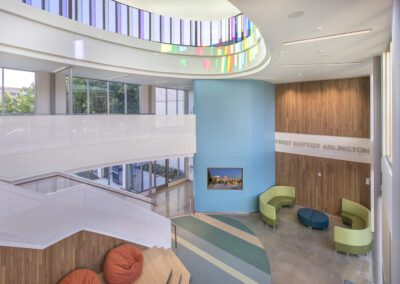 First Baptist Children's Building - Arlington